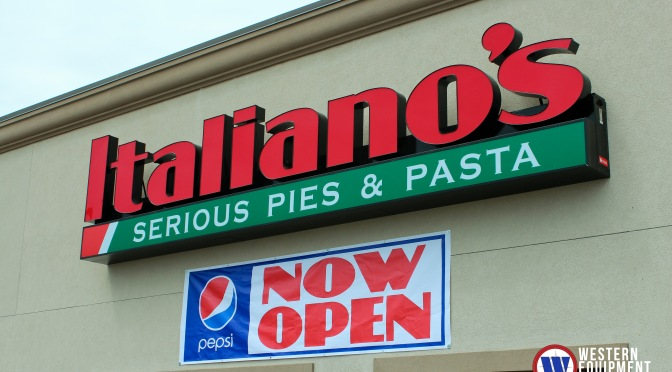 Italiano's Serious Pies and Pasta Video Tour