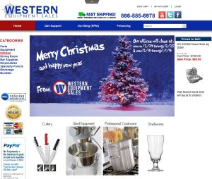 Western Equipment Sales Home Page
