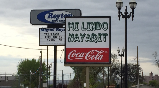 New Refrigeration for Mi Lindo Nayarit Mexican Restaurant in Pasco, WA!
