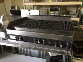 Used Star Charbroiler